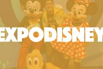 EXPODISNEY: ENCONTRO COM MICKEY, MINNIE, PATETA, DONALD, FROZEN E MAIS