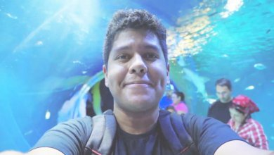 Um bilhete, por favor. O FUNDO DO MAR NO SEA LIFE AQUARIUM ORLANDO