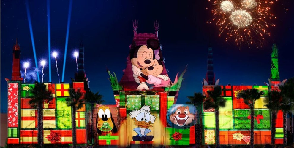 "Novo show natalino ""Jingle Bell, Jingle BAM!"" chegando no Hollywood Studios"