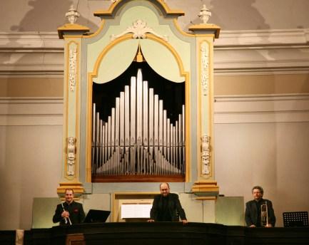 Concerto Due Trombe e Organo Gubbio 2009 (3)