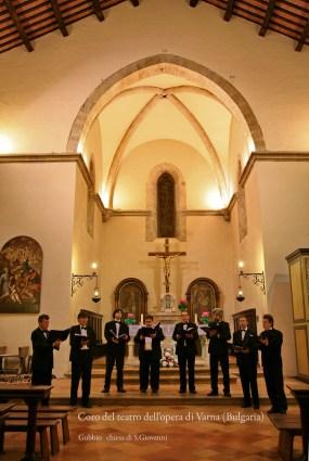 Concerto Gubbio Opera Varna Choir