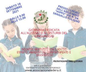 A Foligno una giornata di incontri gratuiti dedicata all'autismo