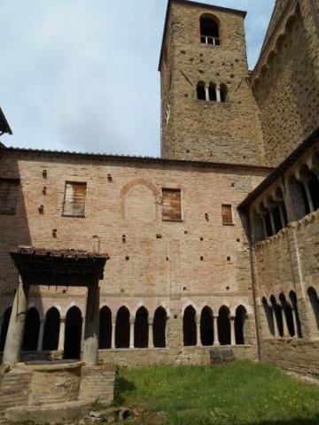 herbae volant fructus manent abbazia di montelabate