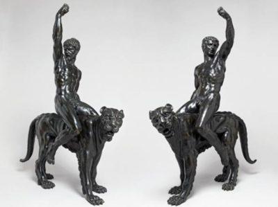 bronzi michelangelo