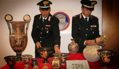 carabinieri nucleo tutela patrimonio culturale beni culturali