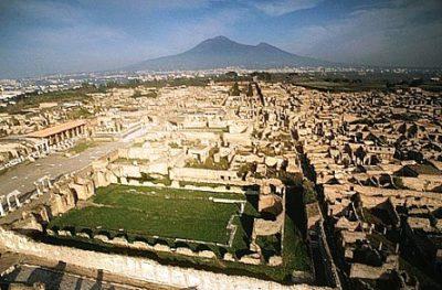 Pompei: riapre dopo i restauri la domus dei mosaici geometrici