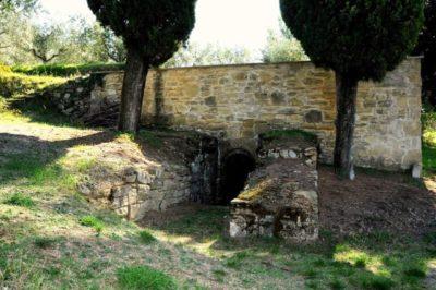 tomba etrusca bettona