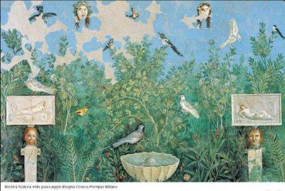 """Milano, a luglio la mostra """"Mito e natura. Dalla Grecia a Pompei"""""""