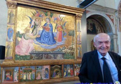 Montefalco: Lectio Magistralis del Direttore dei Vaticani Antonio Paolucci