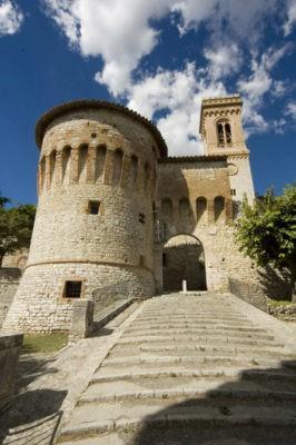 Corciano Porta S. Maria corciano castello di vino medialismi