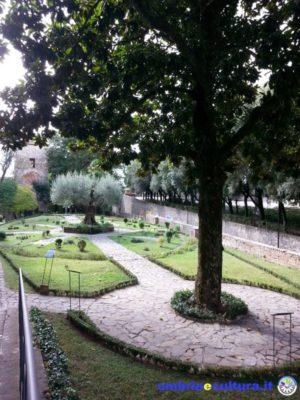 orto medievale medieval garden
