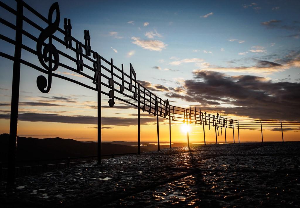 music for sunset 2016
