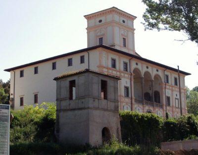 san giustino villa graziani