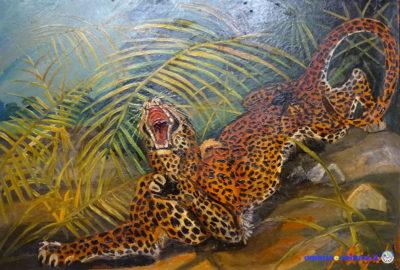 leopardo ligabue arte e follia