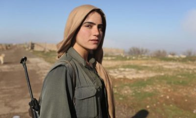 kurdistan combattente curda