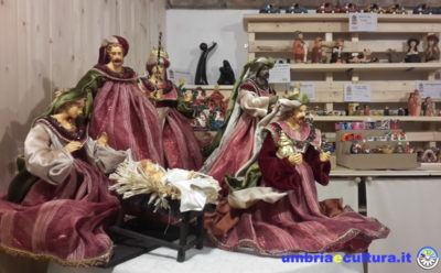 """PresepiAMO shop: primo """"Xmas store"""" di presepi a Perugia"""