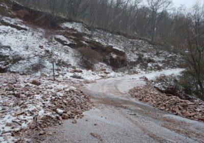 Parco Monte Subasio. Urge intervento sulla strada panoramica Spello – Assisi