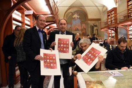 Il Torchio di A. De Felice tornerà a stampare grazie allo Spoleto Art Festival