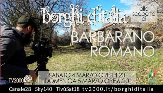 barbarano romano