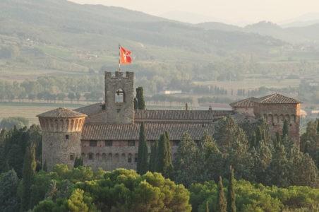 castello dei cavalieri di malta di magione