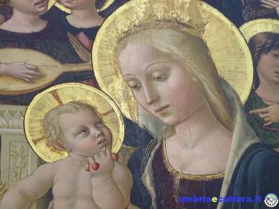 festa della mamma madonna con bambino