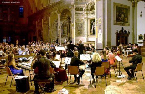 orchestra da camera di gubbio