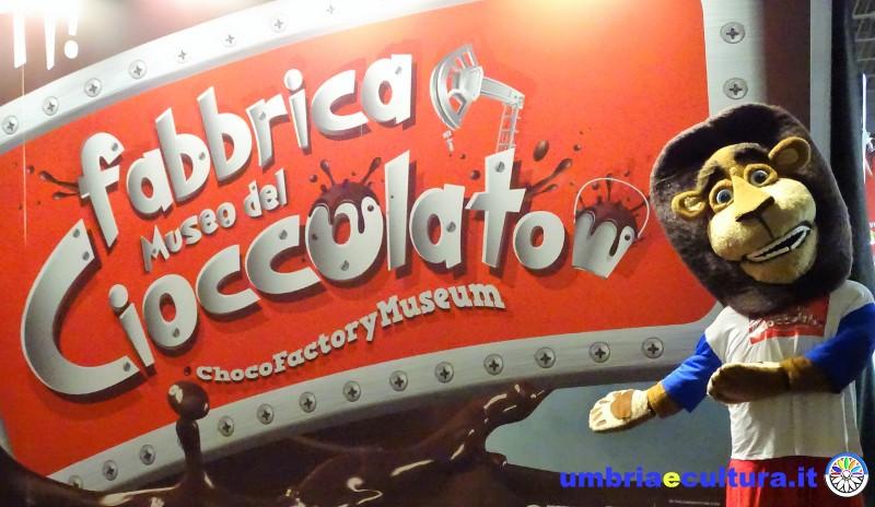 fabbrica museo del cioccolato
