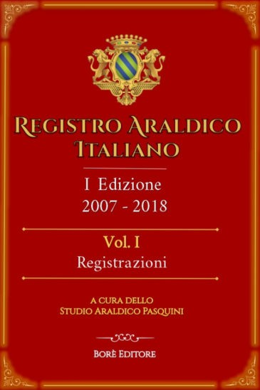 registro araldico italiano