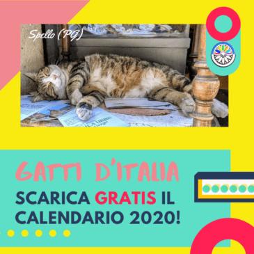 calendario 2020 umbria e cultura