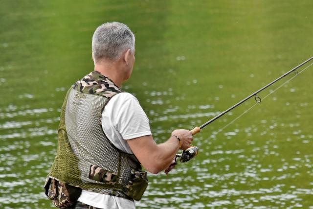 stagione piscatoria pesca di fiume