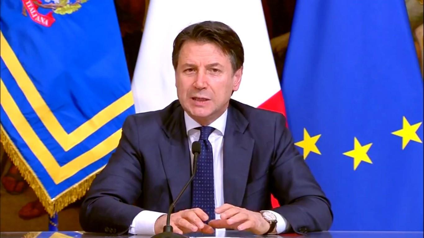 decreto chiudi italia