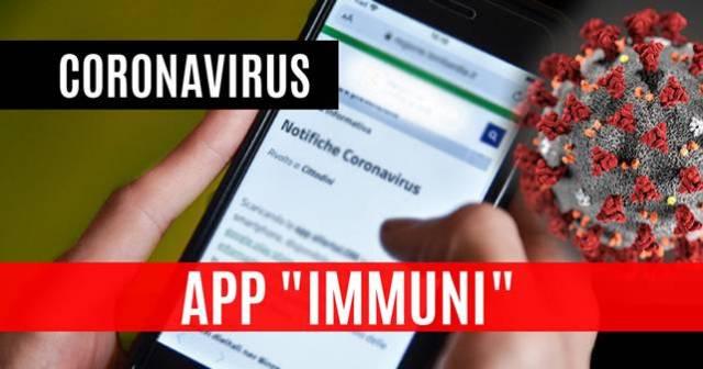 immuni coronavirus