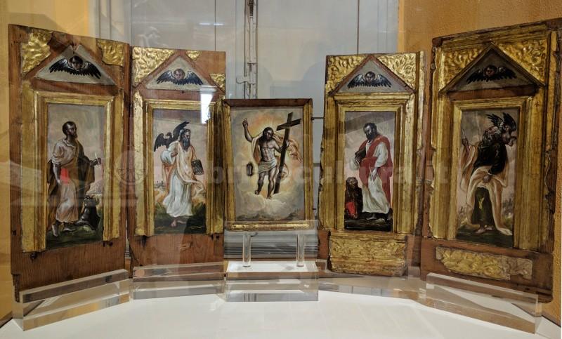 el greco museo di bettona