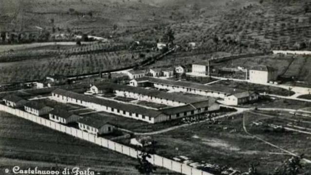 campo profughi di castelnuovo di farfa