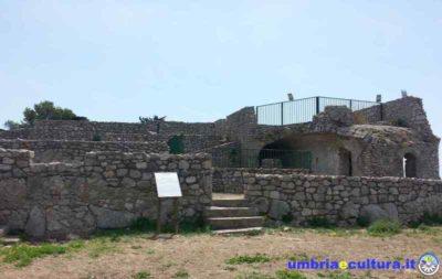 tempio di giove anxur terracina