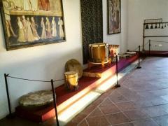 Rocca - sala della musica