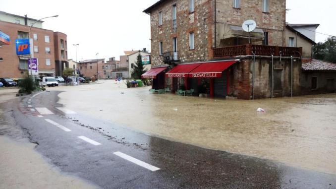 Allagamenti e devastazione territorio, Codacons denuncia la Regione dell'Umbria