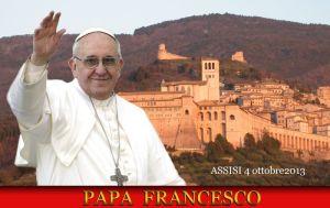 Papa Francesco Assisi 3 ottobre 2013