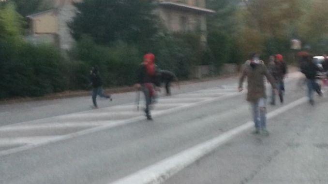 Tafferugli dopo gara Perugia Ascoli, imputati chiedono di di visionare i filmati
