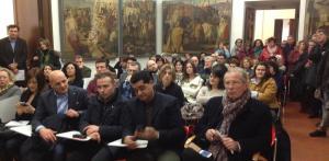 il participato incontro visita pastorale con lavoratori pubblico impiego