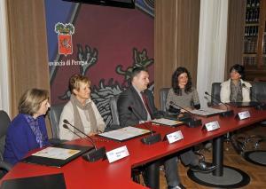 Conferenza stampa -In ballo c'è il futuro- (1)