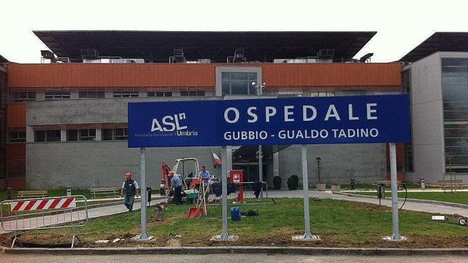 Continua il potenziamento dell'ospedale di Branca, Gubbio – Gualdo Tadino