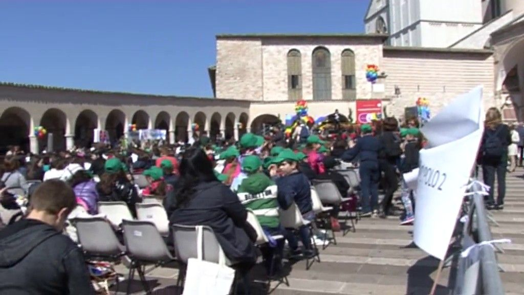 3000 giornai ad Assisi (7)