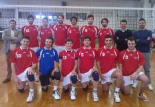 Cus Perugia (team) maschile cnu 2014