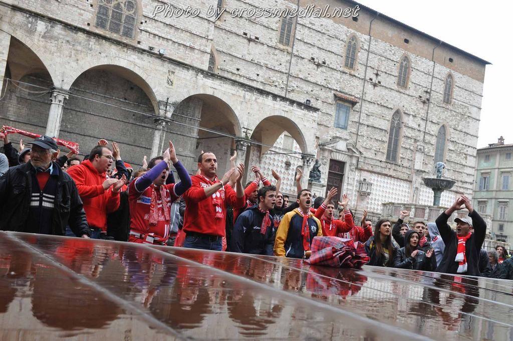 Tifosi del Perugia calcio (1)