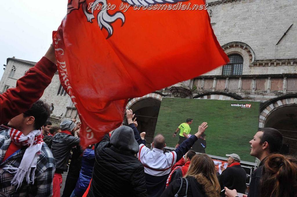 Tifosi del Perugia calcio (2)