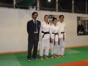 Cinture Nere Ventinella karate