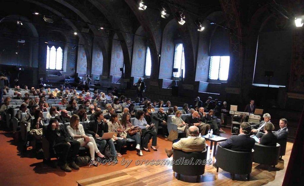 "ijf16, Vittorini salirà sulla sedia vuota dell'opera ""Anything to say?"