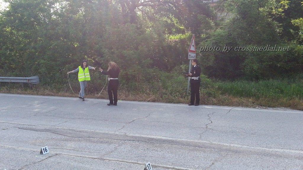 Incidente mortale a Ramazzano (12)