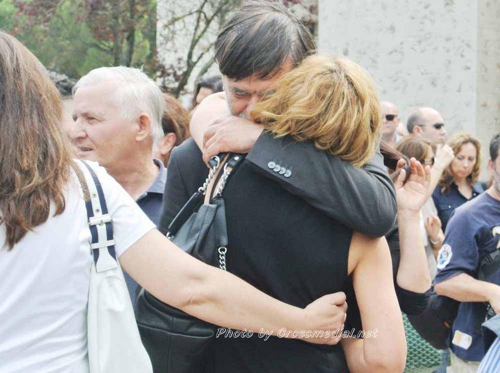 Funerali Sergio Piazzoli - con presenza Patrizia Marcagnani (31)